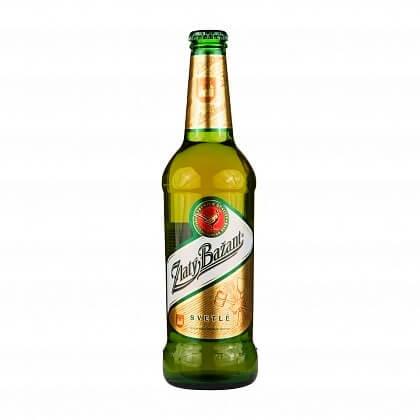 Zlaty Bazant світле пиво