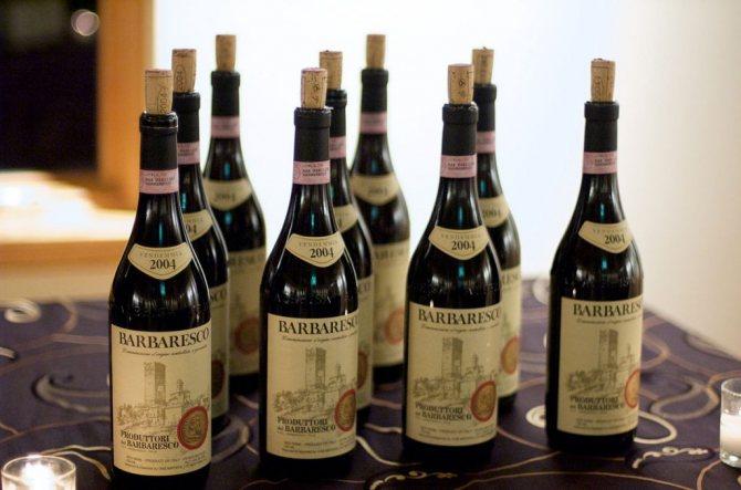 Знамениті вина Італії